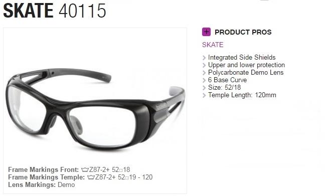 d6fda16d98 Prescription Safety Glasses. Bolle Skate. 1-bolle-skate