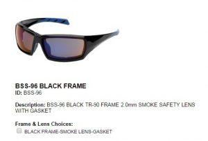 safety glasses prescriptrion