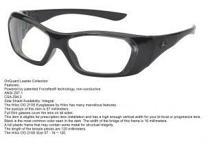 jual safety glasses prescription